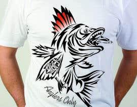 #66 για Design a Cool Fishing T-Shirt από djamolidin