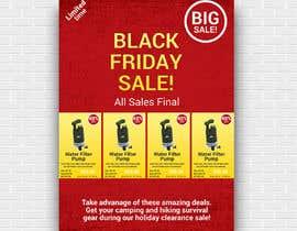 #6 for Black Friday Flyer af MOMODart