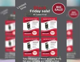#16 for Black Friday Flyer af MOMODart