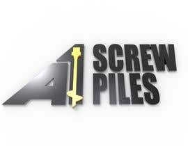 #24 dla Logo Design for ScrewPile Company - See attached for details przez AnwarDM