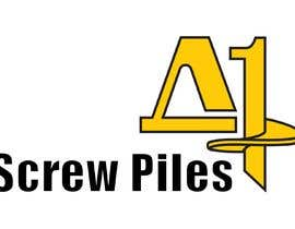 #34 dla Logo Design for ScrewPile Company - See attached for details przez nyomanm