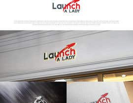 #42 for logo for launch a lady af designmhp
