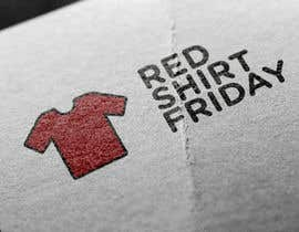 #72 for Red Shirt Friday af LeslieDeanBrown