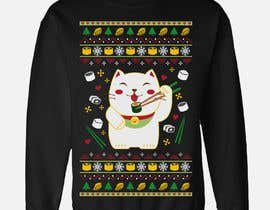#10 for Foodie Themed Ugly Christmas Sweater Design by peraflorence
