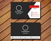 Graphic Design Konkurrenceindlæg #12 for Design a Business Card