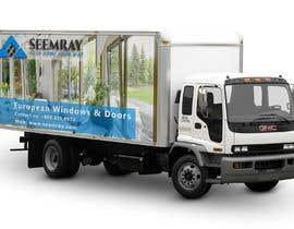 #26 for Design for a Box Truck af farhanbulb