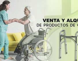 #14 para Diseñar un vinilo para escaparate de una farmacia -ortopedia de leidymarbo