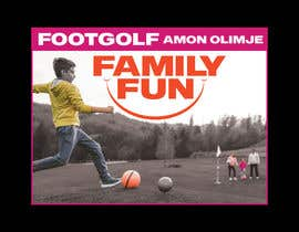 #45 for Footgolf banner by freelancerdez