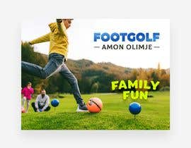 #61 for Footgolf banner by joengn