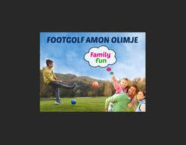 #49 for Footgolf banner by AdoptGraphic