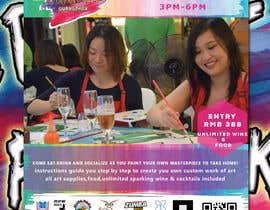 #72 per Make an Event Flyer da Simanto99