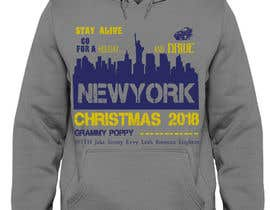 nº 20 pour Need fun T-shirt design - Family trip to NYC par sanleodesigns