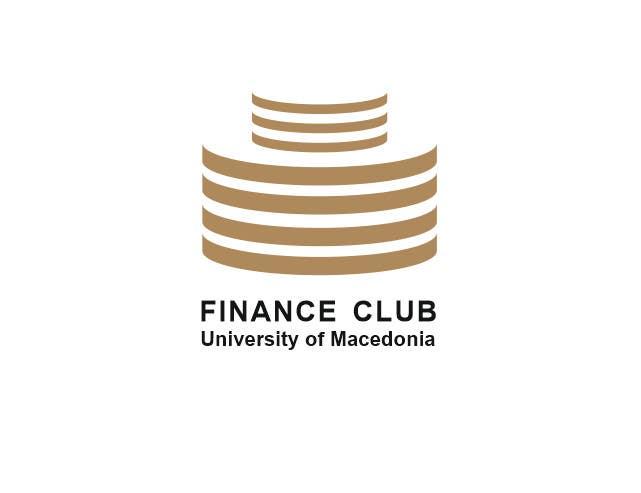 Inscrição nº                                         1                                      do Concurso para                                         Разработка логотипа for Finance Club of University of Macedonia