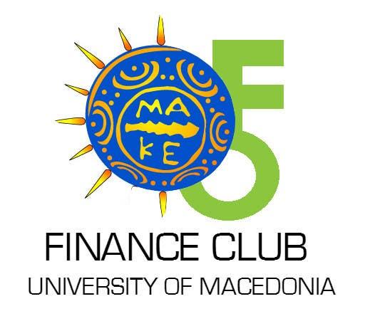 Inscrição nº                                         9                                      do Concurso para                                         Разработка логотипа for Finance Club of University of Macedonia