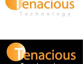 nº 7 pour Logo Design for Tenacious Technology, LLC par roaidahmed