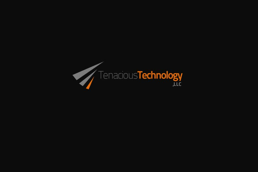 Contest Entry #5 for Logo Design for Tenacious Technology, LLC