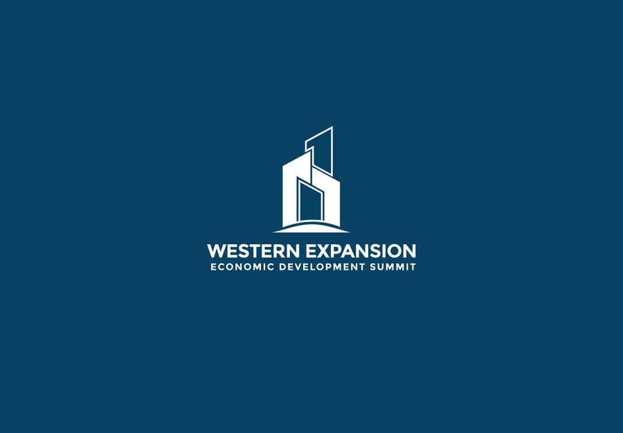 Penyertaan Peraduan #60 untuk western expansion logo