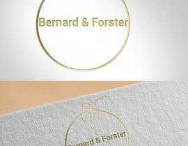#37 for Bernard & Forster Logo Design by agjensioniremaks