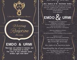 #13 für Build me a E-Wedding Card von Faiziishyk