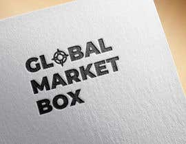 #2 for I need a logo designed for Global Market Box in black and white, thin clean font, maybe including the compass shape and globe. Not too busy. (Photo attached is just an idea to incorporate.) af mpaulagerard