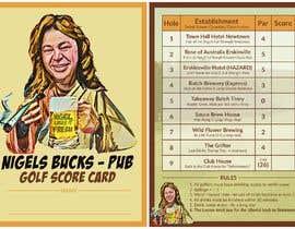 Dedijobs tarafından Create a Golf Score Card için no 10