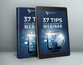 "#7 untuk E-Book Cover for ""37 Tips for a Successful Webinar"" oleh leandeganos"