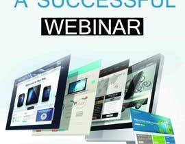 "#5 untuk E-Book Cover for ""37 Tips for a Successful Webinar"" oleh Ibra6501"