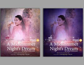 #71 pentru Theatre Poster - A midsummer nights dream de către freeland972