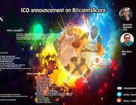 #27 for Bitcointalk posting of ICO announcement for https://www.leagion.team/ af freelancer16918