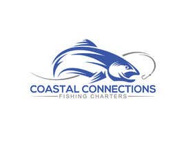 #33 para Coastal Connections Fishing Charters - New Custom Logo Contest por tanhaakther