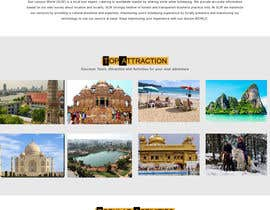 nº 29 pour Build me two page destination page & landing page must be responsive we need html page with all image used par jaswinder527