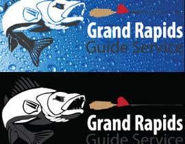 Nro 107 kilpailuun Logo Design Contest for Freshwater Fishing Guide Service käyttäjältä nabiekramun1966