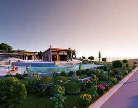 #4 for Exterior house modern design ideas by syedarifshah091