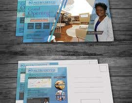 #20 for Design a direct mail post card for a new dental office by izubi00