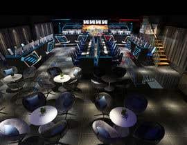 Nro 275 kilpailuun The Eagles gaming center (branding +interior design +  banner exterior design) käyttäjältä jasonmir83