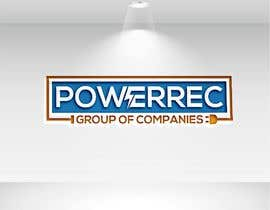 #34 for POWERREC GROUP OF COMPANIES LOGO by MIShisir300