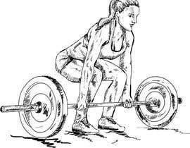 Nro 3 kilpailuun Exercise Drawings käyttäjältä Rahulbajad