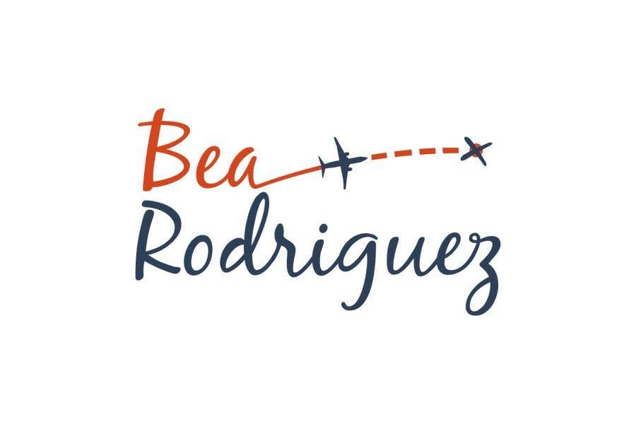 """Intrarea #65 pentru concursul """"Bea Rodriguez logo design"""""""