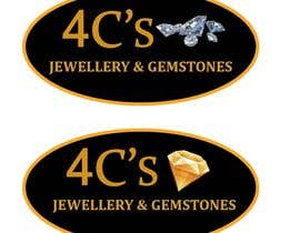 #19 for professional logo for fine jewellery and gemstones Our brand called 4C's jewellery af sajlopa21