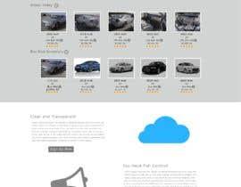 #2 for Design a Website Mockup af OLINO1