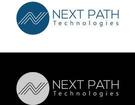 "#97 untuk ""Next Path Technologies"" Logo Design oleh learningspace24"