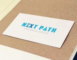 """#33 untuk """"Next Path Technologies"""" Logo Design oleh Moniruzzaman143"""
