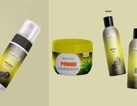 #12 pёr CurlSponge Product Labels nga Hariiken