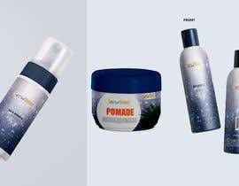 #13 pёr CurlSponge Product Labels nga Hariiken