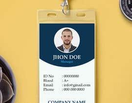 #9 untuk Create an ID template for employees oleh onlinemahin