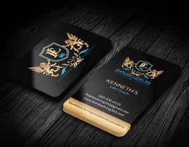 #82 para Design double sided business cards por Srabon55014