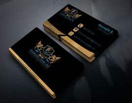 #100 para Design double sided business cards por tasbirjahanpial