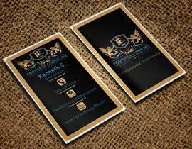 #110 para Design double sided business cards por tasbirjahanpial