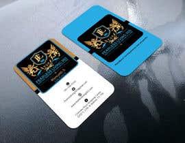 #84 para Design double sided business cards por mdhafizur007641