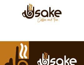 nº 59 pour logo design for coffee and tea store par fourtunedesign